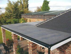Flat Roof Repair in Virginia